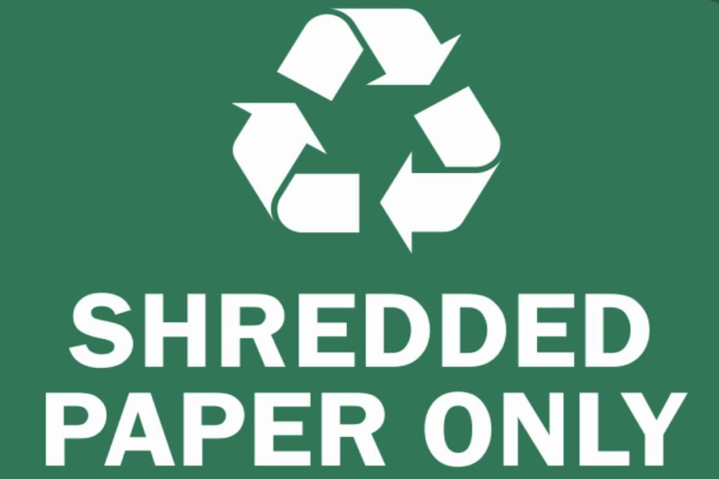 How To Dispose of Shredded Paper?